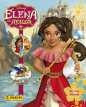 Swap or trade Panini Elena de Avalor stickers