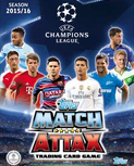 UEFA Champions League 2015-2016 Cards