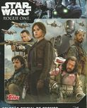 Star Wars Rogue One Cromos