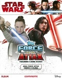 Star Wars Force Attax Continente
