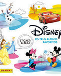 Swap or trade Panini DISNEY – OS TEUS AMIGOS FAVORITOS stickers