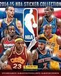 Panini NBA Stickers 2014-15